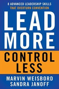 lead more control less cover